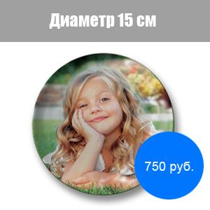 Фото на тарелку диаметр 15 см